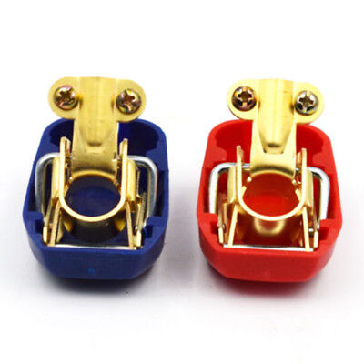 Quick Release Battery Terminals Clamps 12V Pair Car Motorhome Terminal Available