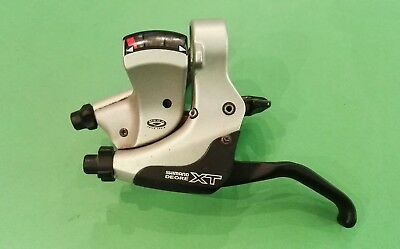 Cambio Shimano Deore XT  ST-M750 mountain bike shifter brake lever only SX