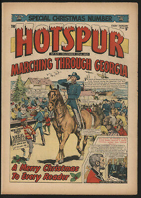 Hotspur #323, December 25Th, Exceptional Copy From A Private Collection