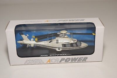 V 1:100 Newray New Ray Helicopter Agusta A109 Power White Mint Boxed