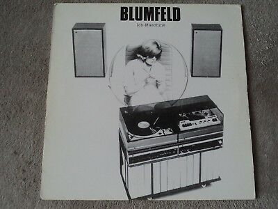 """BLUMFELD """" ICH - MASCHINE """" 1992 What's So Funny About"""