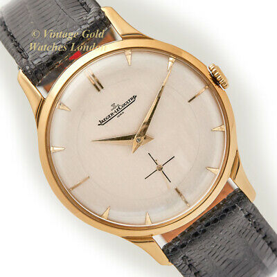 Jaeger-Lecoultre Cal.p480C, 18Ct, 1953 - Simply Stunning!