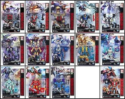 Transformers Generations Power of the Primes Deluxe Class Figure Choose
