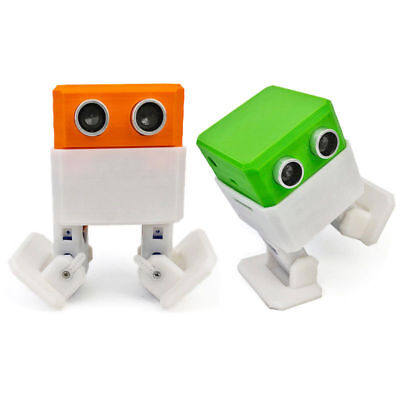 OTTO Arduino Nano RC Robot Open Source STEM Obstacle Avoidance DIY 3D Printed