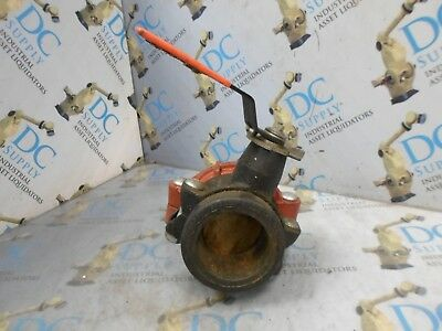 "Victaulic V030352211 3"" Se2 Masterseal Butterfly Valve #2"