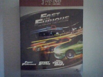 """""""Fast and Furious - Coffret Trilogie : Fast and Furious + 2 Fast 2 Furious + """""""
