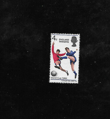 GB QEII Stamps 1966 World Cup Winners SG700 MNH