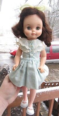 "American Character Doll Betsy McCall 14"" Pre-teen doll very rare made 1 year"