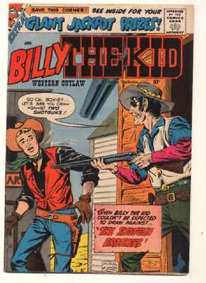 Billy the Kid #17 in Very Fine minus condition. Charlton comics [*a5]