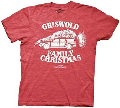 Men's National Lampoon Griswold Family Christmas Vacation T-shirt
