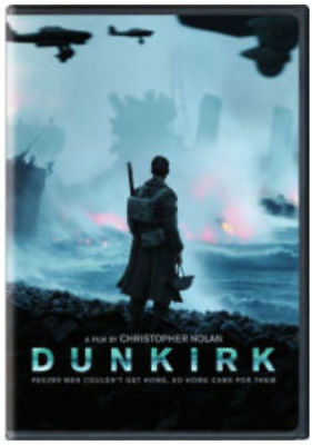 New And Factory Sealed Dunkirk (Dvd, 2017)