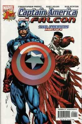 Captain America and the Falcon (2004 series) #1 in NM +. Marvel comics [*yc]