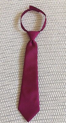 Janie and Jack Special Occasion Pink Dot Tie 1 2 3 Years NWT! HTF! $26