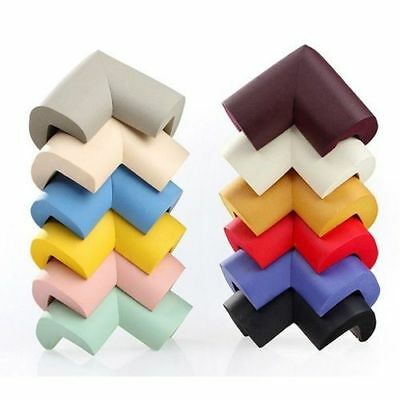 Softener Corner Protection Edge Desk Bumper Protector Cushion Foam Sponge