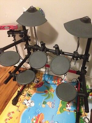 Yamaha electric drum DTXPRESS II 2 Good Working Condition