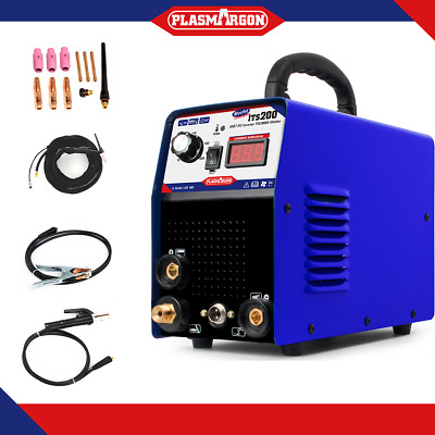 IGBT welder Inverter TIG/MMA 2IN1 Function Welding Machine Torch Consumable 200A