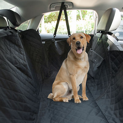 Dog Car Seat Cover Back Rear Protector Universal  Waterproof Anti-Scratch