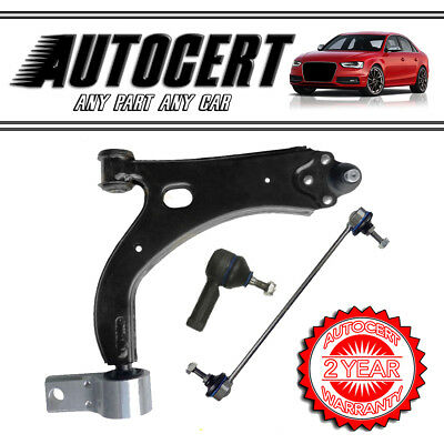 Ford Fiesta MKV MK5 1.6TD FRONT LOWER WISHBONE CONTROL ARMS TRACK TIE ROD ENDS