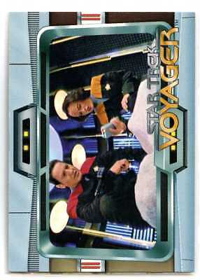 Star Trek Voyager Season 1 Series 2 - P1 - Promo Card