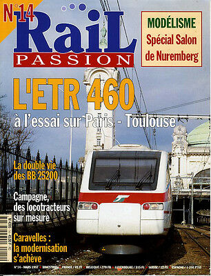 """Rail Passion, No.14, South Tunisian """" The Lizard Red """" Made Skin New"""