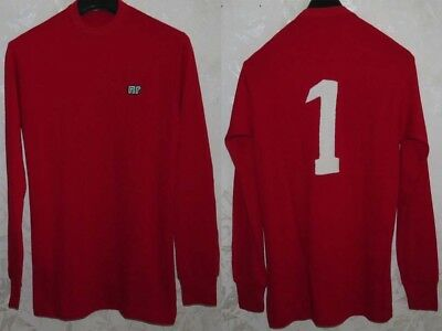 Maglia Jersey Shirt Calcio Football Goalkeeper Portiere Ennerre Nr Italy Vintage