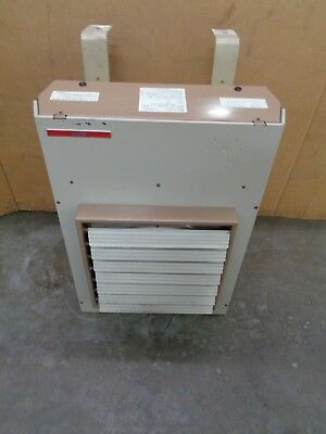 Dayton 3E351B 20Kw 26Hp Electric Heater/Radiateur Unit 480V 3Ph 24.7A