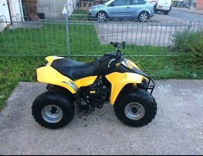 Motorbikes, Accessories & Parts Suzuki LT80 LT 80 Quadsport