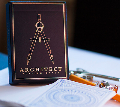 Architect Playing Cards Deck