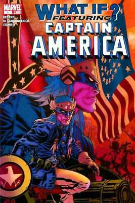 What If: Captain America #1 in Very Fine + condition. Marvel comics [*56]