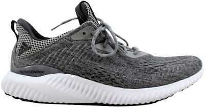 ADIDAS ALPHABOUNCE EM M Triple White Grey BY4426 Men s DS Size SZ 9 ... 11e6b2878