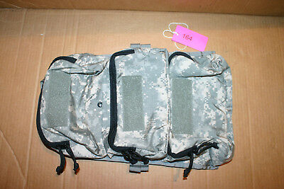 New NOS ACU So Tech Back Pack Insert Pouch US Military 164