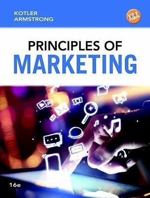 Principles of Marketing (16th Edition) by Kotler, Philip T., Armstrong, Gary