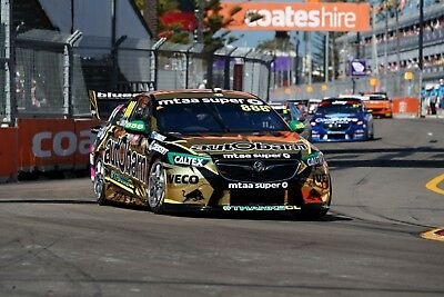 CRAIG LOWNDES 2018 6x4 or 8x12 photo V8 Supercars HOLDEN HRT AUTOBARN
