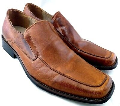 outlet online hot sale save up to 80% FRATELLI SELECT BROWN Loafer Shoes Leather Upper/Lining Mens ...