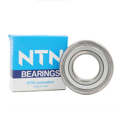 NTN 6001 ZZ Deep Groove Ball Bearings 12x28x8mm