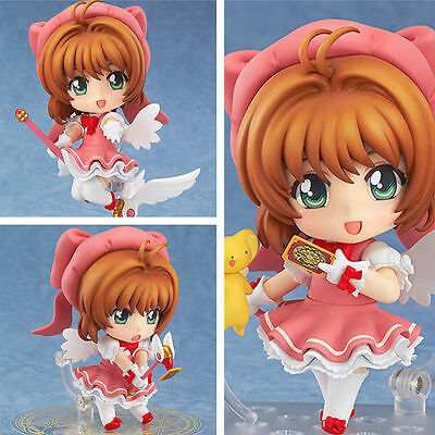 Cosplay Japan Anime Card Captor Sakura Kinomoto Sakura PVC Figure New No Box