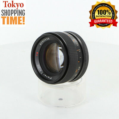 Contax Carl Zeiss Planar T* 50mm F/1.4 AEJ for Nikon F-Mount Lens from Japan