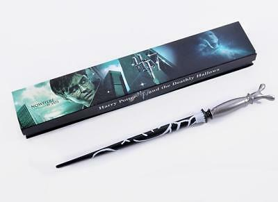 Harry Potter series character Horace.E.F.Slughorn Magical Magic Wand