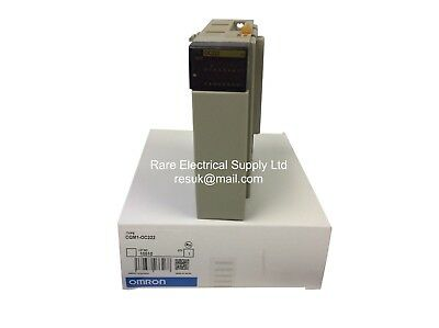 New Omron CQM1-OC222 16pt Relay Output Unit CQM1OC222 Module 16 Points