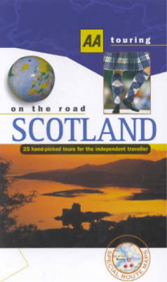 Touring Scotland (AA World Travel Guides), Williams, David, Used; Good Book