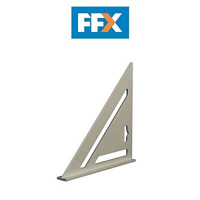 Silverline 734110 Heavy Duty Aluminium Roofing Rafter Square 7in