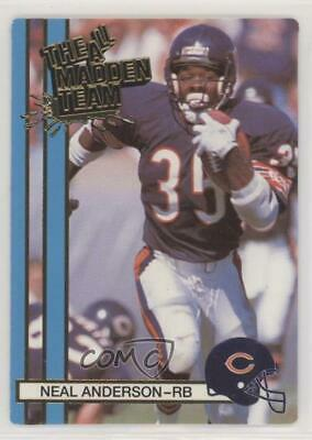 Verzamelingen 1991 Action Packed The All-Madden Team #16 William Perry Chicago Bears Card