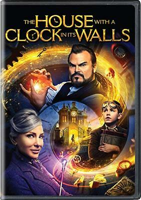 """the House With A Clock In Its Walls"" Dvd Pre Sale Free Shipping 12/18"