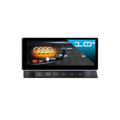 """Audi  A6 / S6 RS6 MMI 3G 10,25"""" Android Touchscreen 3D GPS NAVIGATION Bluetooth"""