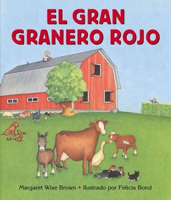 Big Red Barn Board Book (Spain by Margaret Wise Brown (Book, 2003)