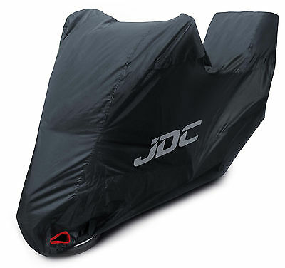 JDC Waterproof Motorcycle Cover Breathable ULTIMATE HEAVY DUTY - XL Top Box