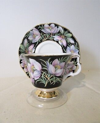 Royal Albert Provincial Flowers Tea Cup and Saucer, Vintage English  Bone China