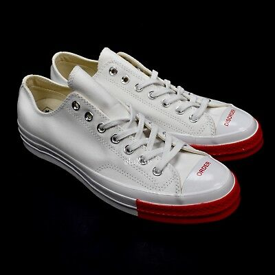 f13b86ff6df0ad NWT Converse Undercover Jun Takahashi Mens White Chuck Taylor Sneakers  AUTHENTIC