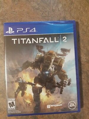 PS4 Playstation 4 Titanfall 2 Video Game