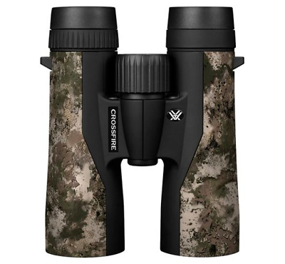 Vortex Optics 10x42mm Crossfire Roof Prism Binocular O2 Octane Camo CFCAMO-4302